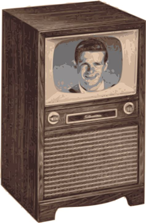 picture of television clipart retro tv