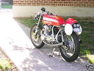 1974 honda cb350f cafe racer i cafe racers