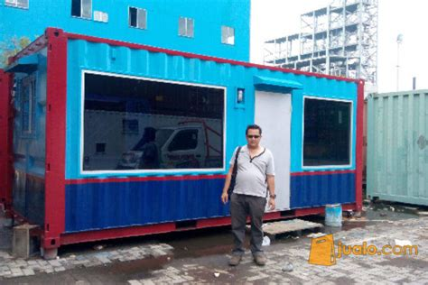 Rumah Modifikasi Motor by Harga Container Modifikasi Office Rumah Container