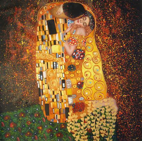 el cuadro el beso mas acerca del impresionante cuadro el beso fotos de
