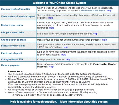 section 30 unemployment www workinginoregon org how to file for a week of