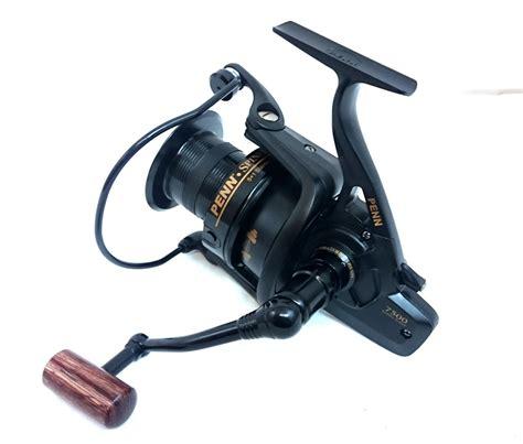 Penn Reel Spinning Spinfisher Ssv 7500 Black Gold special offer penn spinfisher ssv 7500 lc longcast ltd edition carp fishing reel reels
