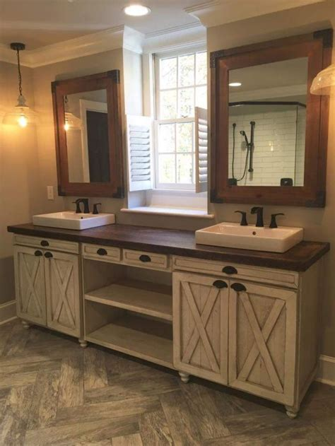 Country Master Bathroom Ideas Best Country Bathrooms Ideas On Pinterest Rustic Bathrooms