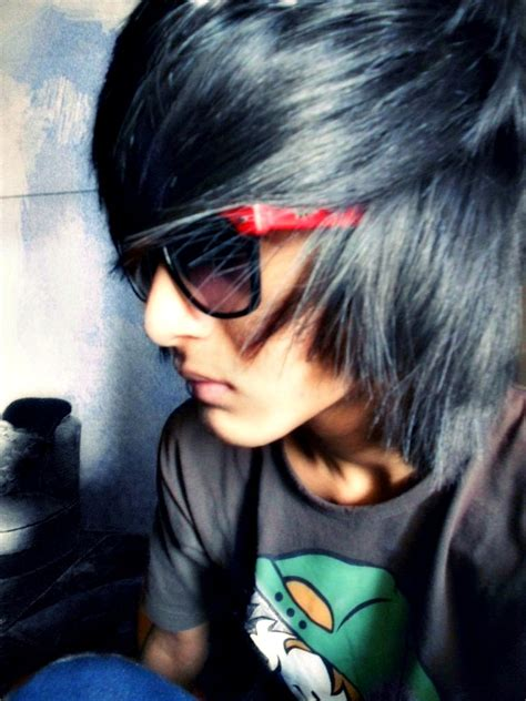 Emo Boys And Their Style Top And Trend Hairstyle Lovely Colors Boy Images