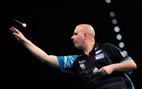 darts talking points rob cross   number