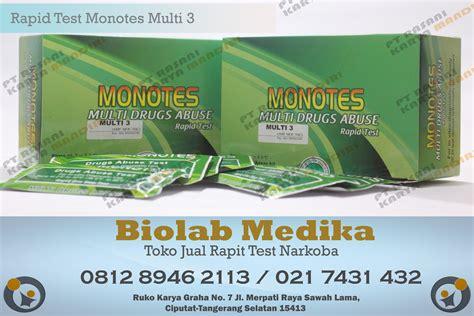 Jual Alat Tes Narkoba Di Palembang toko jual rapit test narkoba biolab medika
