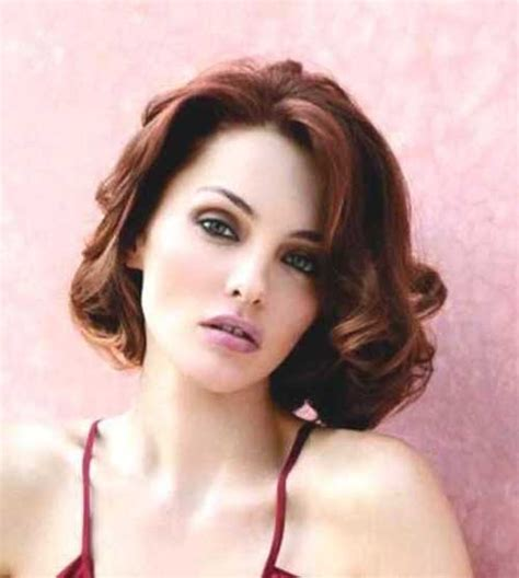 curly hairstyles oblong faces 15 latest short curly hairstyles for oval faces short