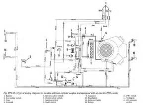 wiring diagram for simplicity lawn tractor starter