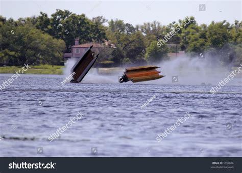 boat crash race race boat crash stock photo 1097076 shutterstock