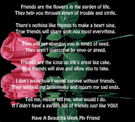 friendship poems 20 best and touching friendship poems