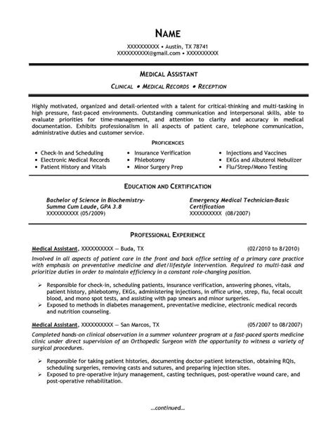 Resume For Minors by Student Resume Sles Resume Prime
