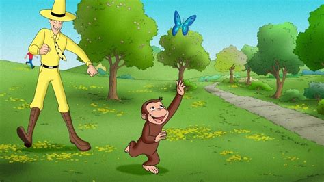 george swing curious george swings into spring wxxi
