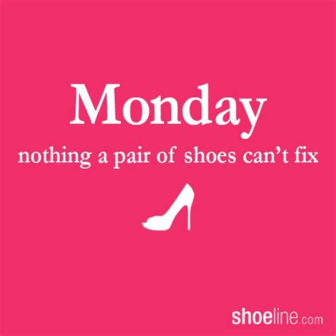 More On Monday Blue Shoes And Happiness By Mccall Smith monday nothing a pair of shoes can t fix sexyshoes