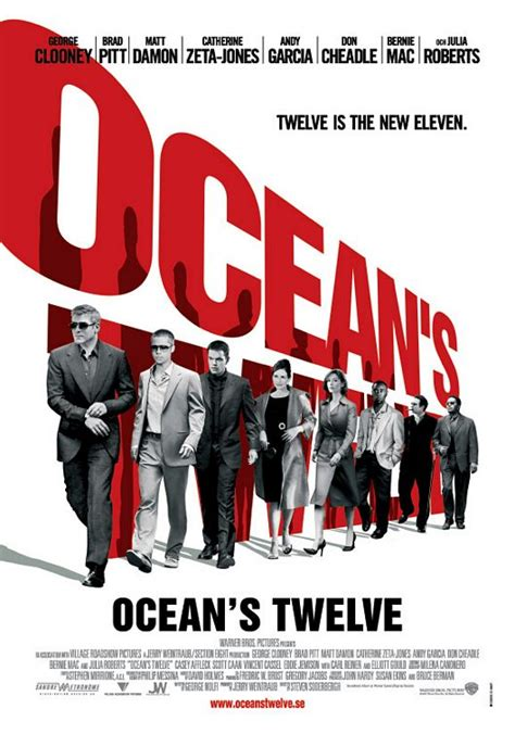 oceans twelve october 2004 blackfilm com features first look
