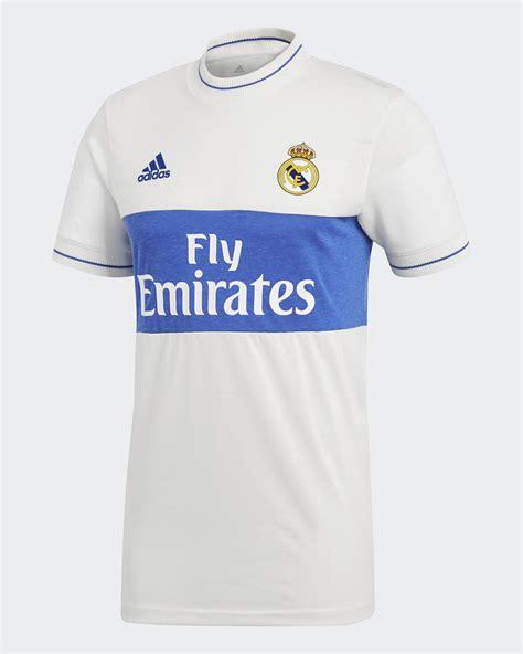 Jersey Go Real Madrid camiseta adidas real madrid icon 2018 marca de gol