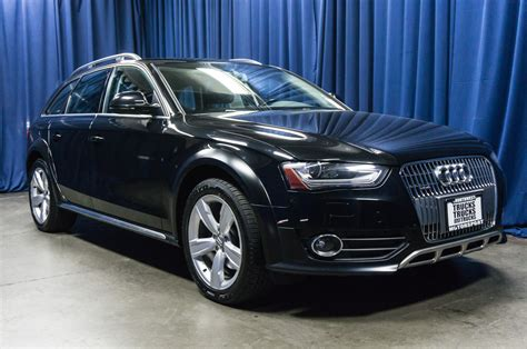 Are All Audi A4 Awd by Used 2013 Audi A4 Allroad Prestige Awd Wagon For Sale 42564a