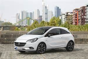 Www Opel Corsa 2015 Opel Corsa E Gm Authority
