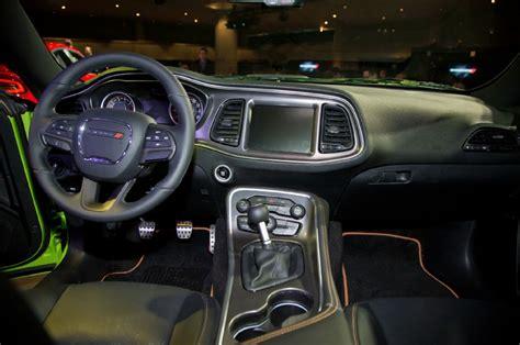 Dodge Challenger 2015 Interior by 2015 Dodge Challenger Rt Interior View Photo 319842