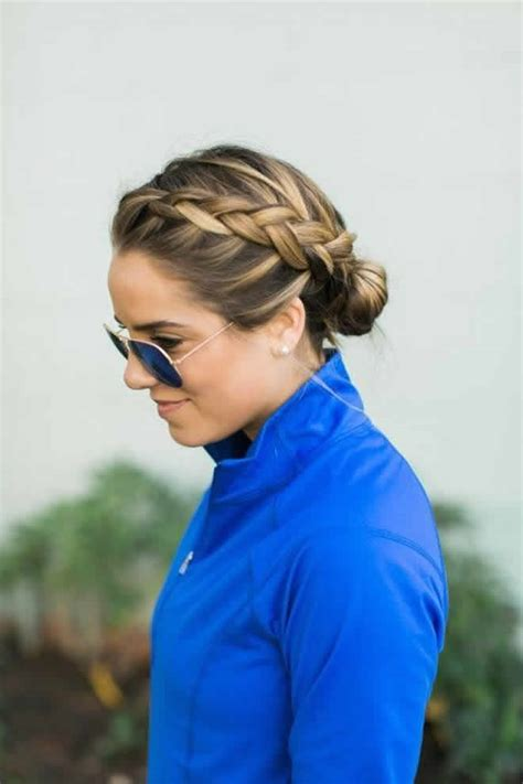 short hair styles for gym workouts 6 beautiful hairstyle ideas for your workout sessions