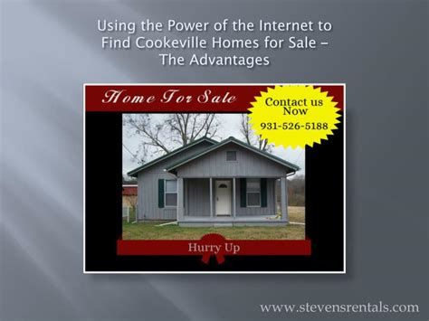 ppt using the power of the to find cookeville