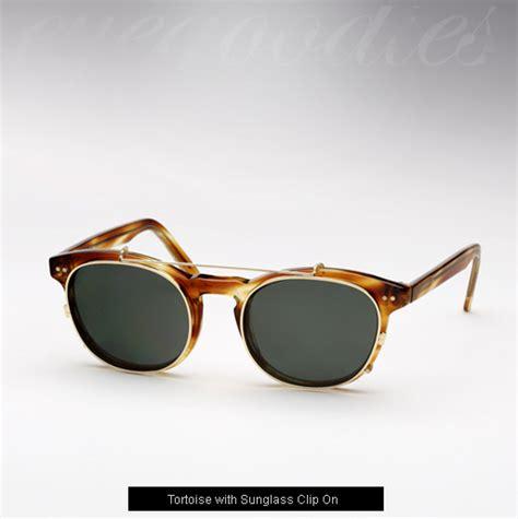 randolph engineering x michael bastian sunglasses