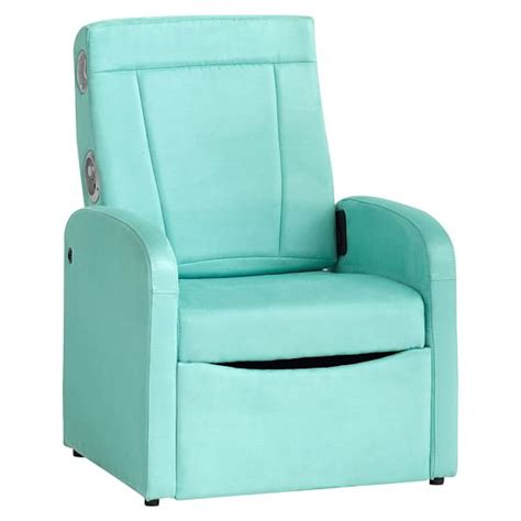Flip Chair by Suede Flip Out Ottoman Speaker Chair Pbteen