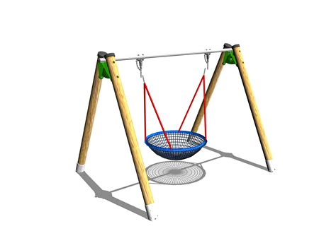 swing to inclusive wooden swing orchard sutcliffe play