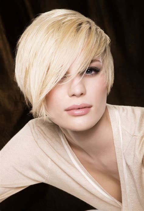 Short Hair With Bangs 2013   Cool Hairstyles