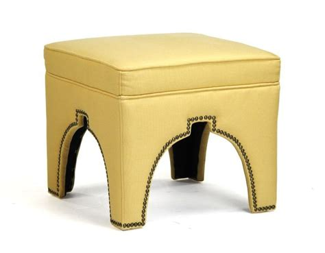 yellow storage cube ottoman 1000 ideas about yellow ottoman on teal rug