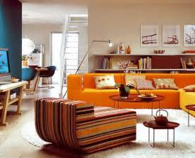interiors modern home furniture modern interior design ideas celebrating bright orange