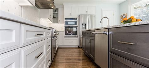 Breathtaking White Kitchen in McLean, VA with Thermador