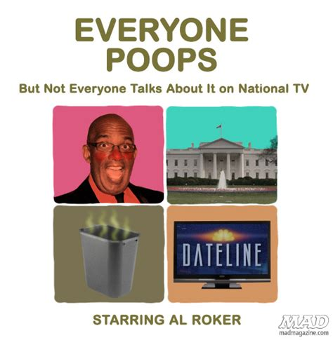 when the president poops books al roker s upsetting new book mad magazine