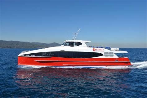 catamaran queenstown low impact ferry for lake wakatipu yellow finch publishers