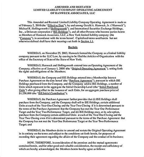 illinois llc operating agreement template awesome illinois llc