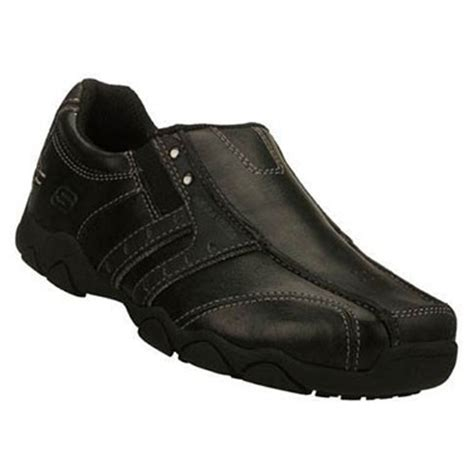catholic school shoes skechers boys leather school shoes 7405 cardinal pole