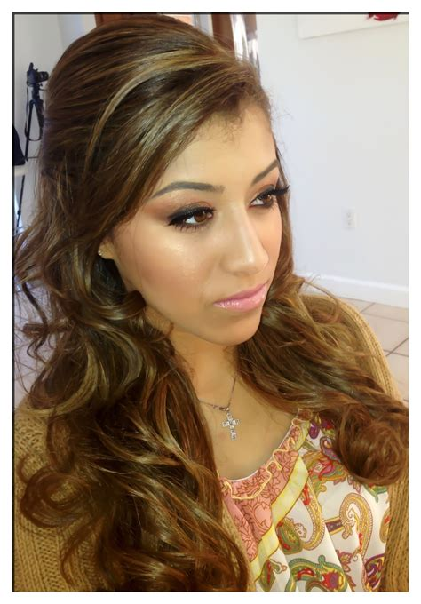 hair and makeup miami quinceanera beauty hair fab fashion miami fl glow