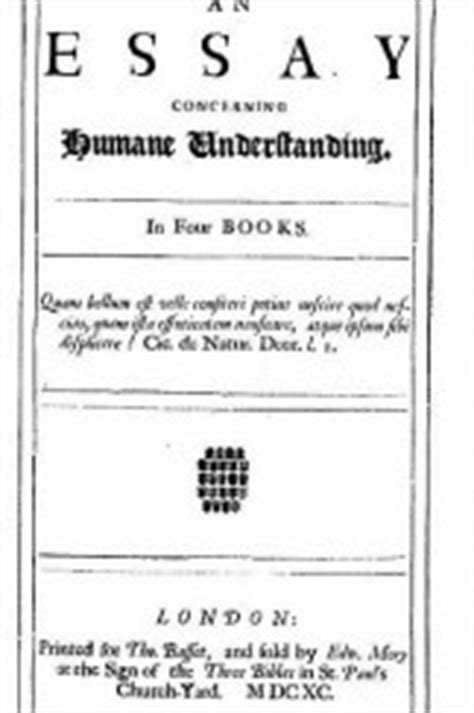 An Essay Concerning Human Understanding by A Guide To Locke S Political Philosophy