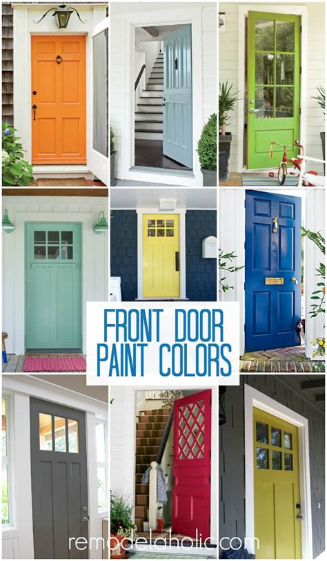 front door paint colours remodelaholic how to add a glass pane to a wood door