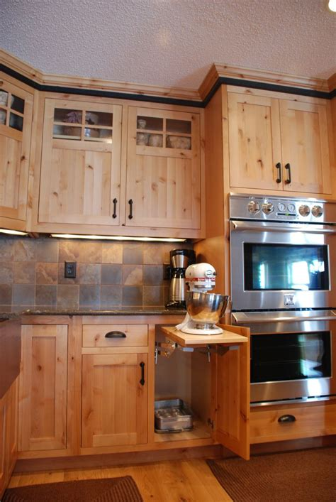 knotty alder cabinets home depot best 25 knotty alder kitchen ideas on rustic