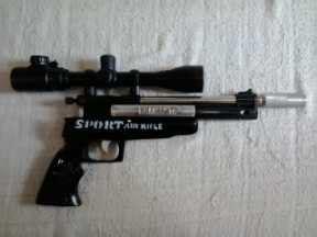 Kunci L 30 Mm Pendek Rrt 1 senapan angin parre sport senapan sharp ace pestol