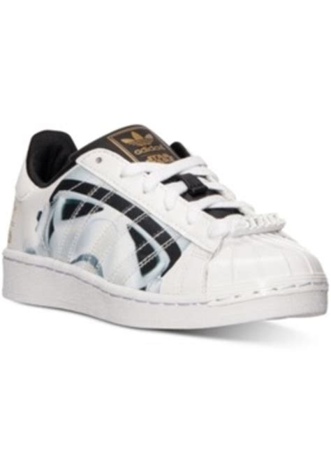 adidas wars sneakers adidas adidas boys superstar rt wars stormtrooper
