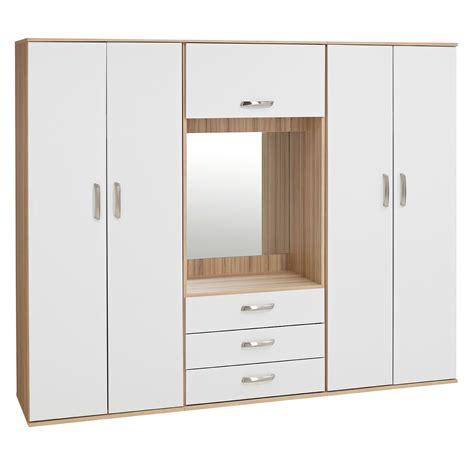 Harveys Bedroom Units Harveys Lima Sliding Mirror Wardrobe Wardrobes For Your
