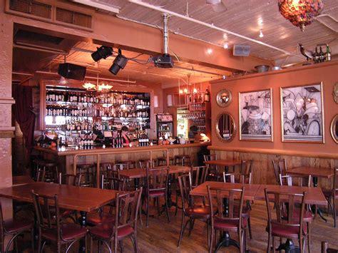 Pink Door Restaurant by File Seattle The Pink Door Interior Bar Jpg