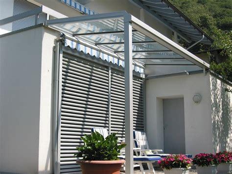 coperture terrazzi in alluminio e vetro tettoia in alluminio e vetro coperture fisse frubau