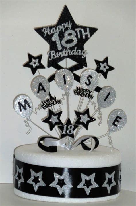 balloons birthday cake topper   age  st      balloon