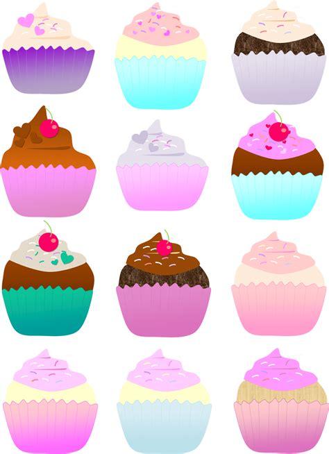 free cupcake clipart cupcake clipart