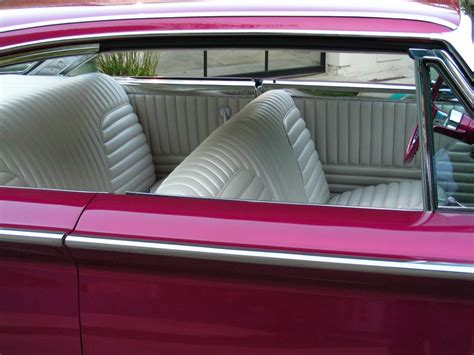 Learn Auto Upholstery 1000 Images About Vintage Car Interiors On