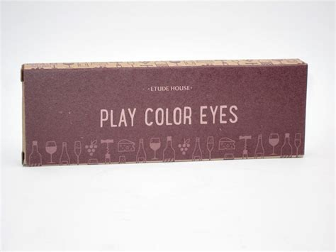 Etude House Play Color Eyeshadow etude house play color wine review swatches musings of a muse howldb
