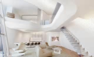 Zaha Hadid Interior