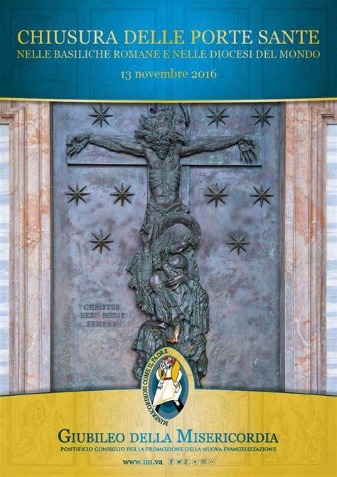 porta di roma chiusura chiusura delle porte sante nelle basiliche romane e nelle